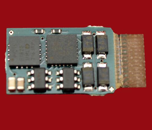 Doehler & Haass Fahrzeugdecoder DH14B mTc14-Schnittstelle - Modelleisenbahnservice